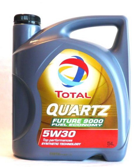 TOTAL Quartz Future 9000