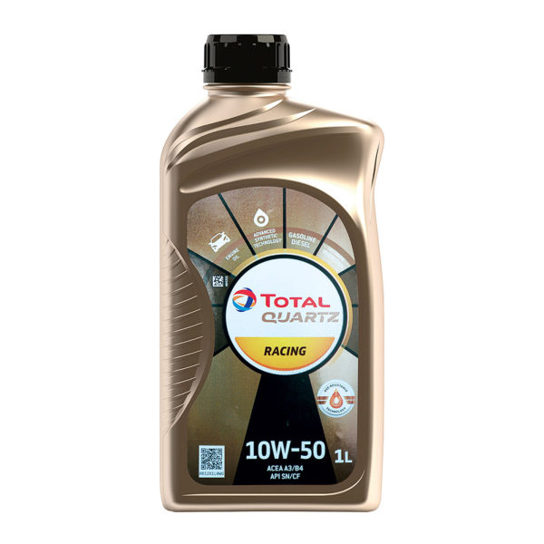 TOTAL QUARTZ RACING 10W-50
